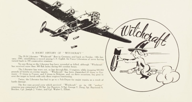 'Witchcraft' Cartoon